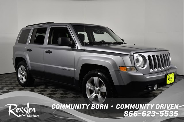 pre-owned 2014 jeep patriot sport suv in bozeman #b957203a | ressler