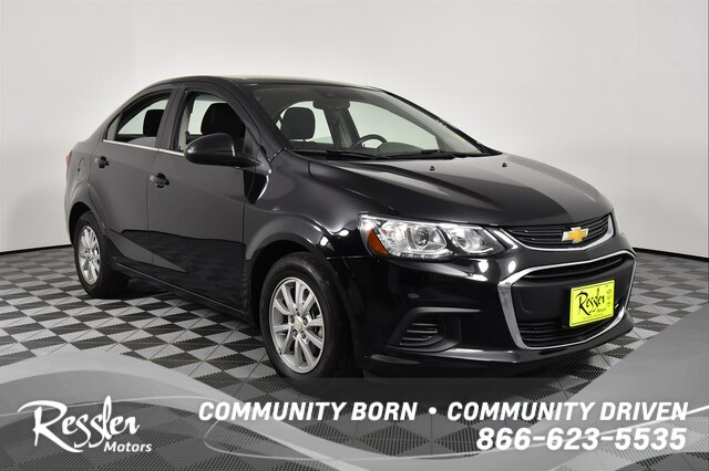 Pre-Owned 2018 Chevrolet Sonic LT Auto