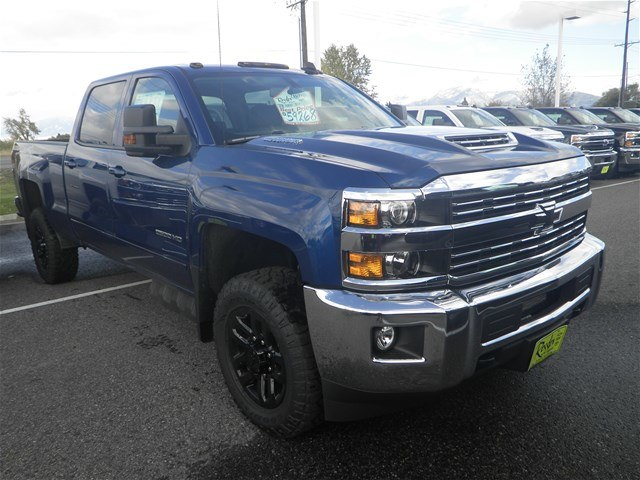 new 2018 chevrolet silverado 2500hd lt truck in bozeman c85181 ressler motors. Black Bedroom Furniture Sets. Home Design Ideas