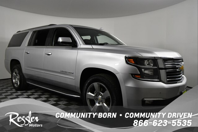 Pre Owned Suburban >> Pre Owned 2018 Chevrolet Suburban Premier 4wd