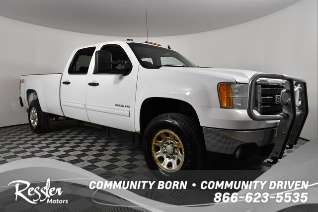 Pre-Owned 2012 GMC Sierra 3500HD SLE