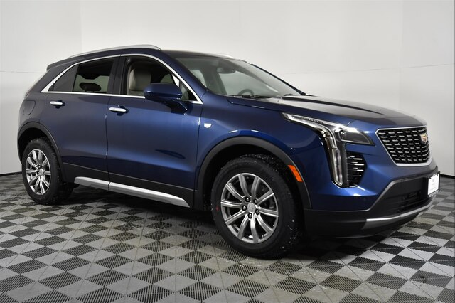 New 2019 Cadillac Xt4 Premium Luxury Awd