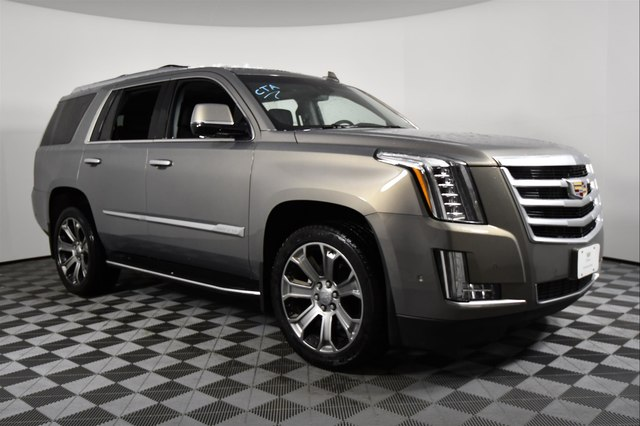 New 2018 Cadillac Escalade Luxury