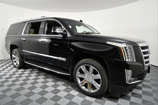 New 2019 Cadillac Escalade Esv Luxury Suv In Bozeman C95088