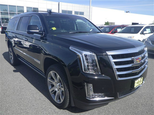 new 2017 cadillac escalade esv premium luxury suv in bozeman c77663 ressler motors. Black Bedroom Furniture Sets. Home Design Ideas
