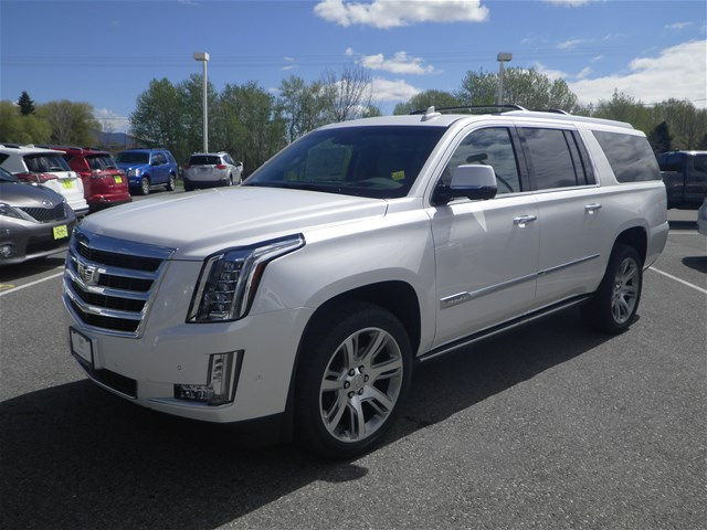 New Cadillac Escalade Esv Premium Luxury Suv In Bozeman