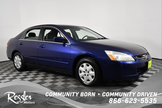 Pre-Owned 2003 Honda Accord 2.4 LX w/PZEV