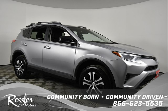 Certified Pre Owned 2018 Toyota Rav4 Le