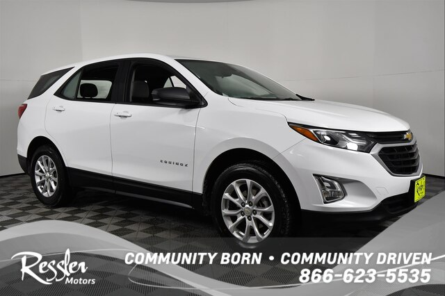 Pre Owned 2018 Chevrolet Equinox Ls