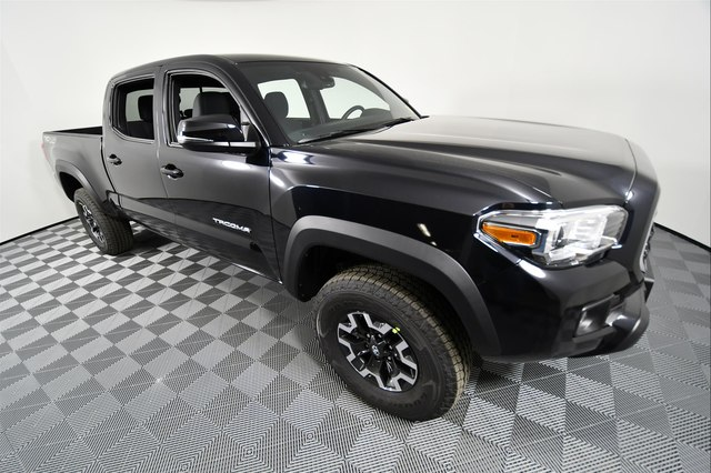 New 2019 Toyota Tacoma Trd Off Road V6 Truck In Bozeman T90075