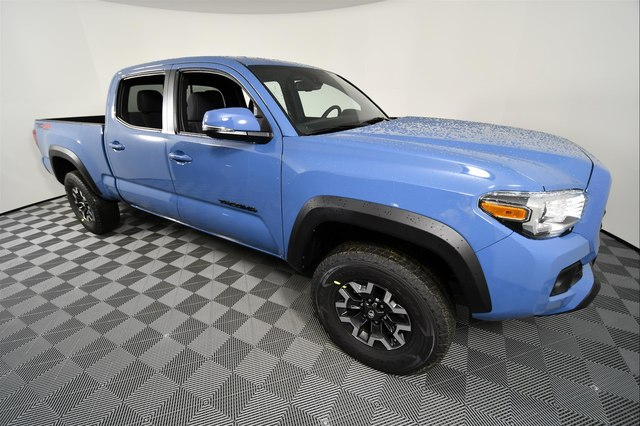 New 2019 Toyota Tacoma Trd Off Road Truck In Bozeman T90064
