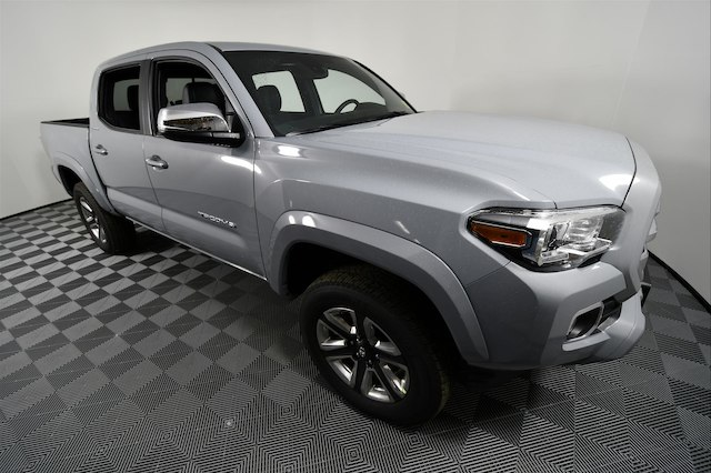 2019 Toyota Tacoma >> New 2019 Toyota Tacoma Limited Truck In Bozeman T90065 Ressler Motors