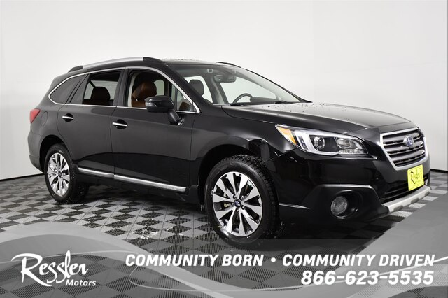 Pre Owned 2017 Subaru Outback 2 5i Touring