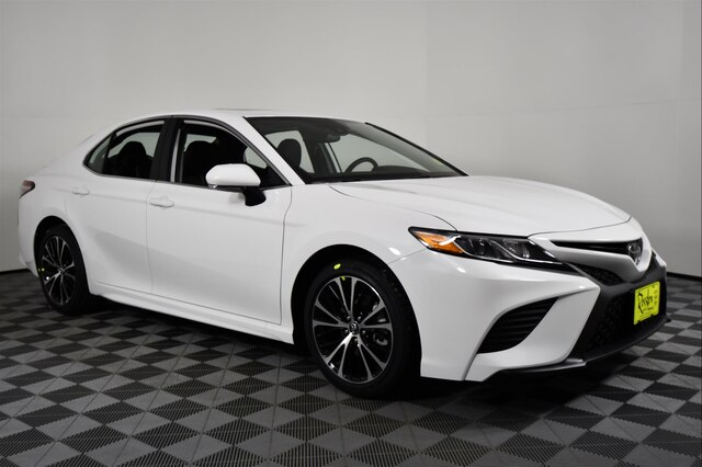 New 2019 Toyota Camry Se Sedan In Bozeman T90248 Ressler Motors