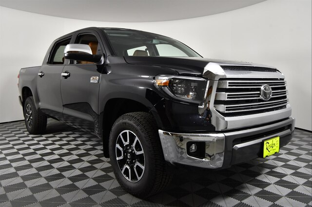 New 2020 Toyota Tundra 1794 5 7l V8 With Navigation 4wd