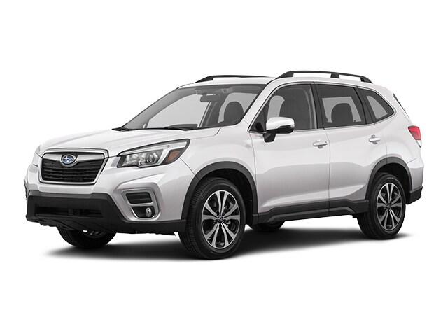 New Subaru Suv 2020.New 2020 Subaru Forester Limited All Wheel Drive Suv