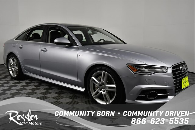 Pre Owned 2016 Audi A6 3 0 Tdi Premium Plus