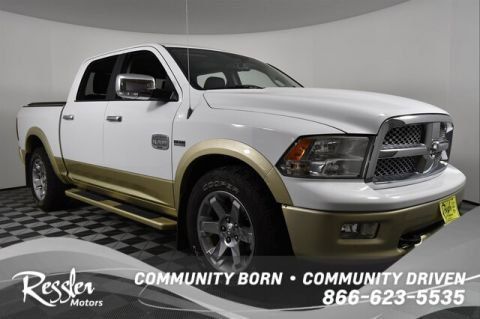 Pre-Owned 2012 RAM 1500 Laramie Longhorn/Limited Edition