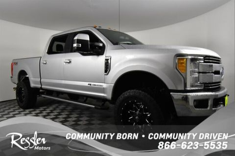 Pre-Owned 2017 Ford F-350
