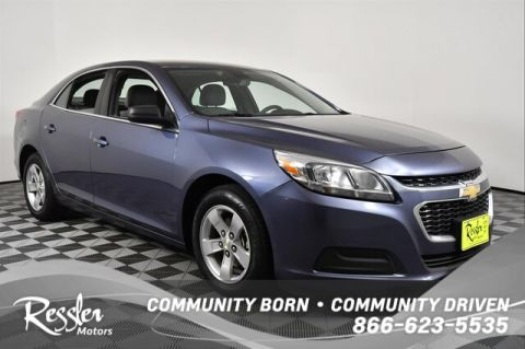 Certified Pre-Owned 2015 Chevrolet Malibu LS w/1LS FWD Sedan