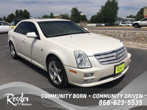 Pre-Owned 2007 Cadillac STS V8