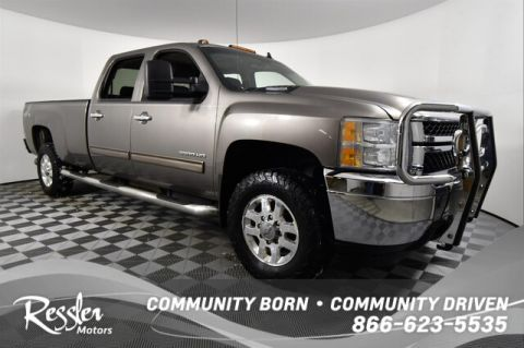 Pre-Owned 2011 Chevrolet Silverado 3500HD LT