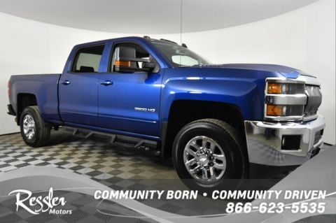 Pre-Owned 2019 Chevrolet Silverado 3500HD LT