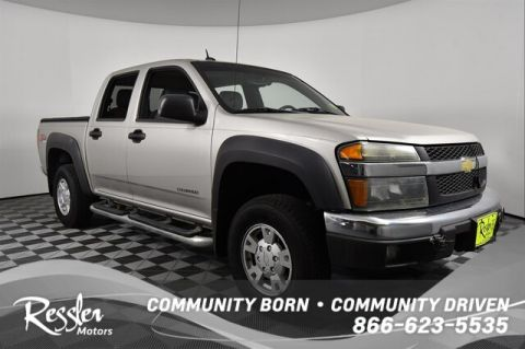 Pre-Owned 2005 Chevrolet Colorado LS w/Z71 Off-Road/1SF