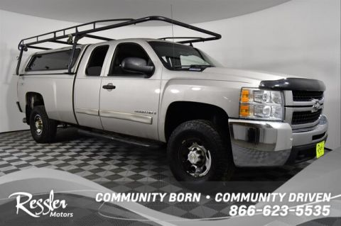 Pre-Owned 2008 Chevrolet Silverado 3500HD LT1