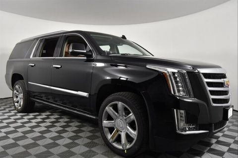 New 2020 Cadillac Escalade ESV Premium Luxury 4WD