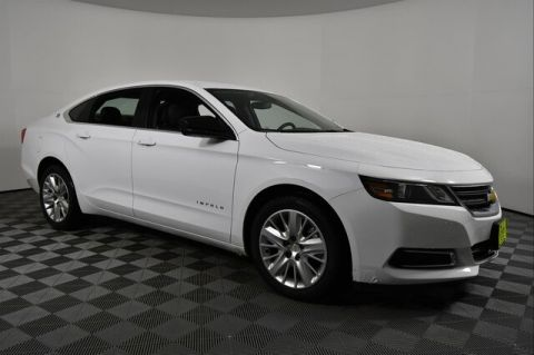New 2019 Chevrolet Impala LS w/1LS FWD Sedan