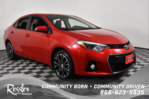 Certified Pre-Owned 2016 Toyota Corolla FWD Sedan