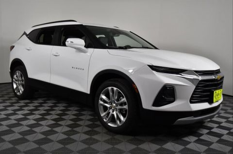 New 2019 Chevrolet Blazer w/3LT AWD