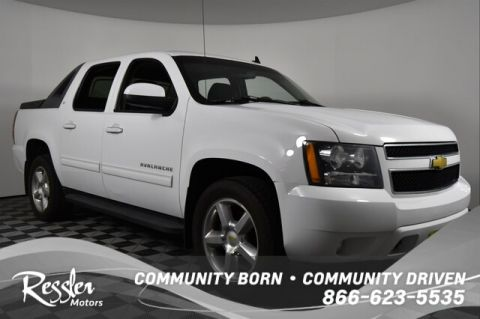 Pre-Owned 2011 Chevrolet Avalanche 1500 LT1