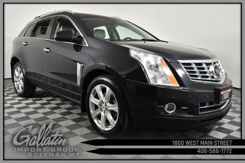 Pre-Owned 2013 Cadillac SRX Premium Collection All Wheel Drive AWD Premium Collection