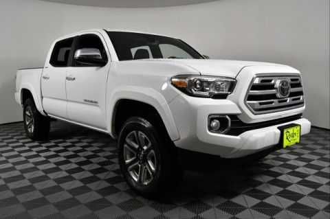 New 2019 Toyota Tacoma Limited V6 4WD