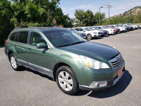 Pre-Owned 2010 Subaru Outback 2.5i Premium All-wheel Drive SUV