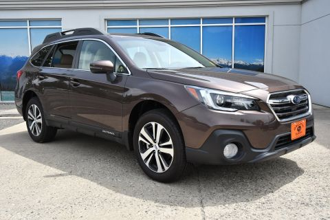 2019 Subaru Outback 3.6R Limited with Moonroof, Navigation, HBA, RAB