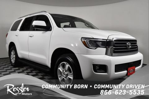 Certified Pre-Owned 2019 Toyota Sequoia SR5 4WD