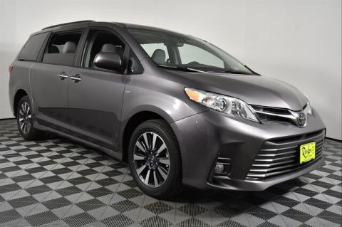 New 2020 Toyota Sienna XLE Premium 7 Passenger With Navigation & AWD