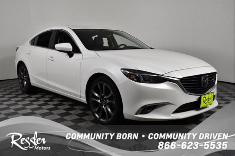 Pre-Owned 2016 Mazda6 i Grand Touring FWD Sedan