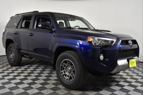 New 2019 Toyota 4Runner TRD Off Road Premium 4WD