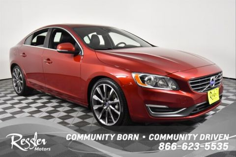 Pre-Owned 2015 Volvo S60 T5 Premier FWD Sedan